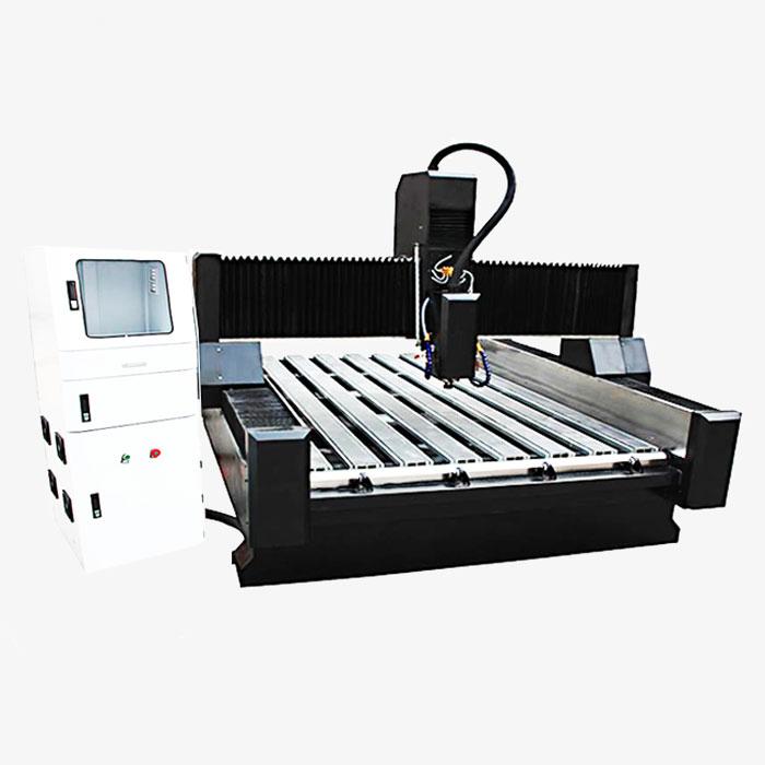 Автоматический фрезерный станок с ЧПУ 3D Graniti